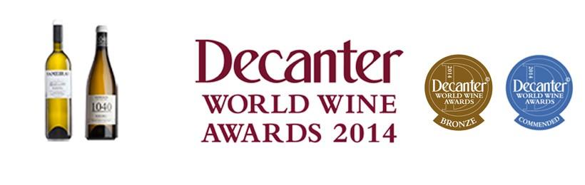 Decanter World Wine. Sameirás 2013 y 1040 premiados.